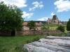 Боровишки манастир - изглед от пътеката