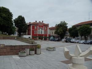 Площад Възраждане, Белоградчик (снимка: MCMXIII™)